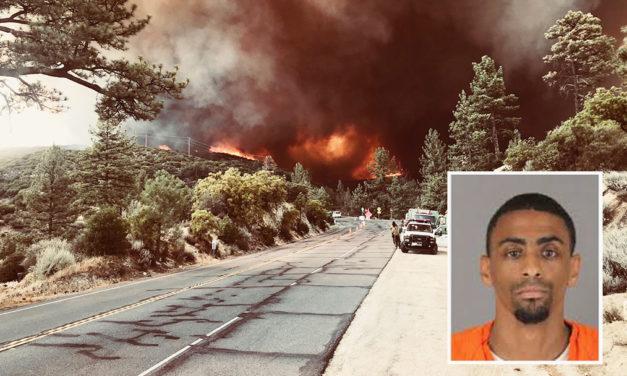 Cranston Fire Suspect Sentenced