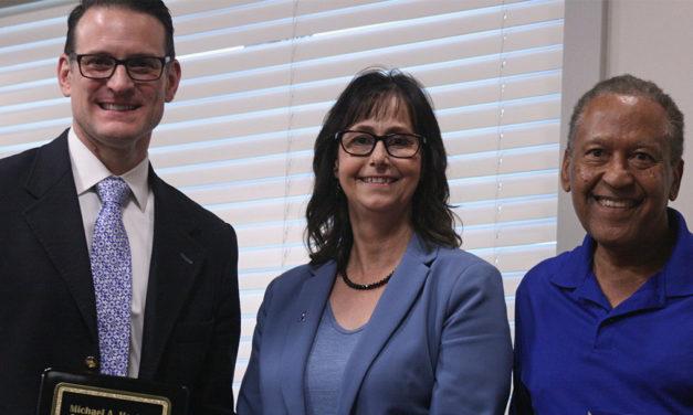 Supervisor Chuck Washington Receives Inaugural Family Justice Award