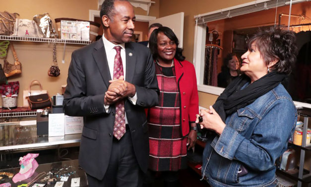 HUD Secretary Ben Carson Highlights Local Opportunity Zone