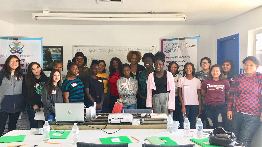 Ignite Leadership Academy Offers Comprehensive 8-Week Program for Girls in Middle and High School