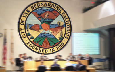 San Bernardino City Council Members Just Can't Seem to Get Along