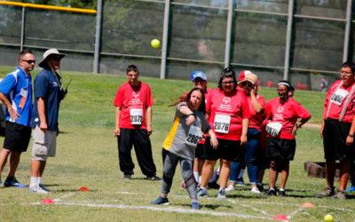 Mt. San Jacinto College Hosts Special Olympics