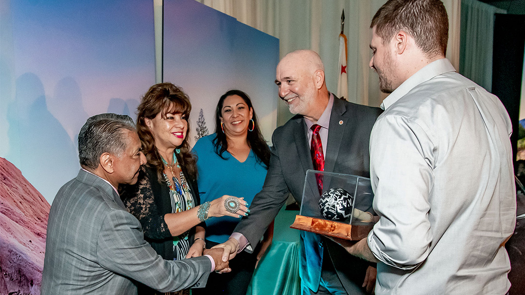 San Manuel Band of Mission Indians Honors Local Nonprofits