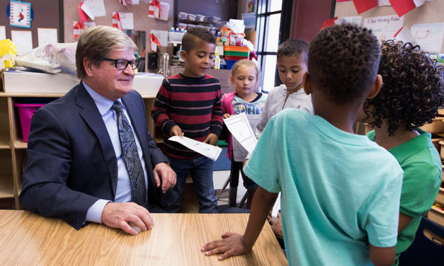 Leading With Compassion: Moreno Valley Superintendent of Schools, An Example for Others to Follow