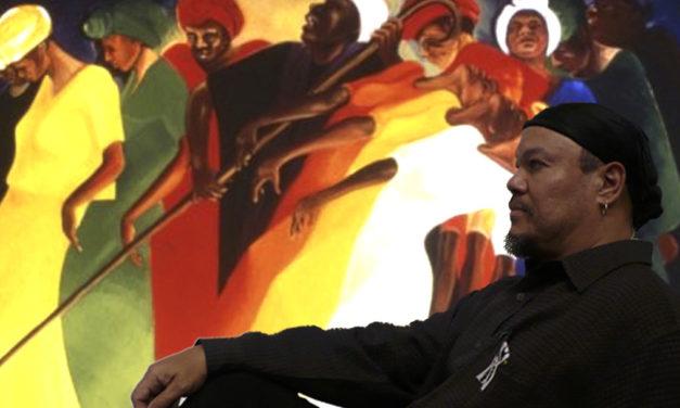 Bernard Hoyes, Renaissance Man, Brings Afro-Diasporic Culture to Desert