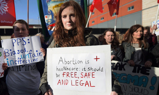 The Criminalization of Abortion
