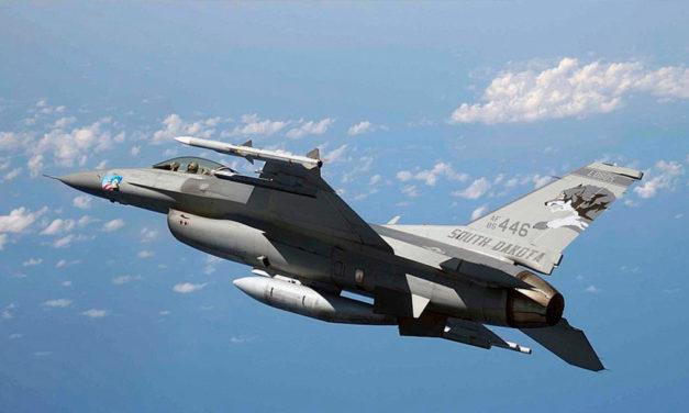 F-16 Disaster Averted