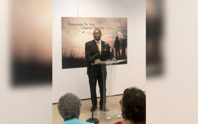 """""""Footsteps to You: Chattel Slavery"""" Exhibit Receives NACo Award"""