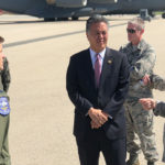 Takano Makes Progress in Efforts to Keep Jobs at March AFB