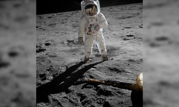 On Giant Leap for Mankind: 50th Anniversary of Apollo 11