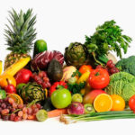 Summer's Fresh Fruit and Vegetable Bounty