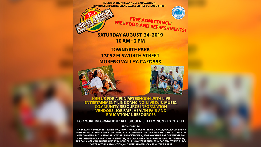 African American Family Reunion Celebration