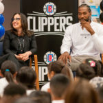 Kawhi Leonard Makes Surprise Visit To His Moreno Valley Elementary School