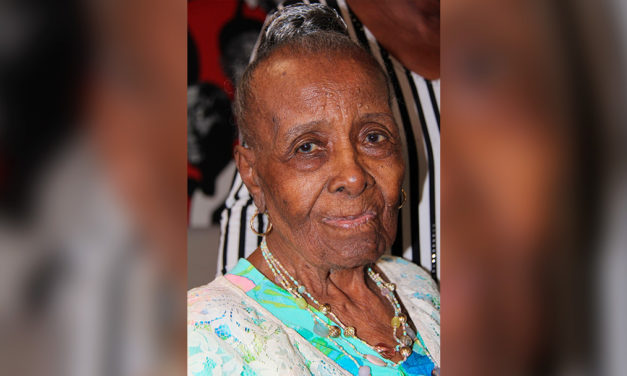 """Happy 107th Birthday """"Grand-Ma"""" Emma Shaw"""