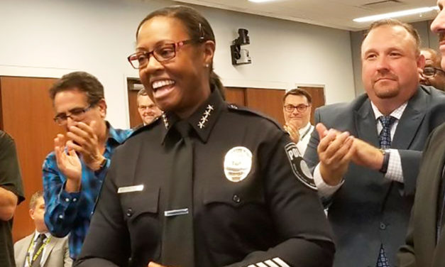 Shauna Gates Appointed Police Chief at Riverside Community College District