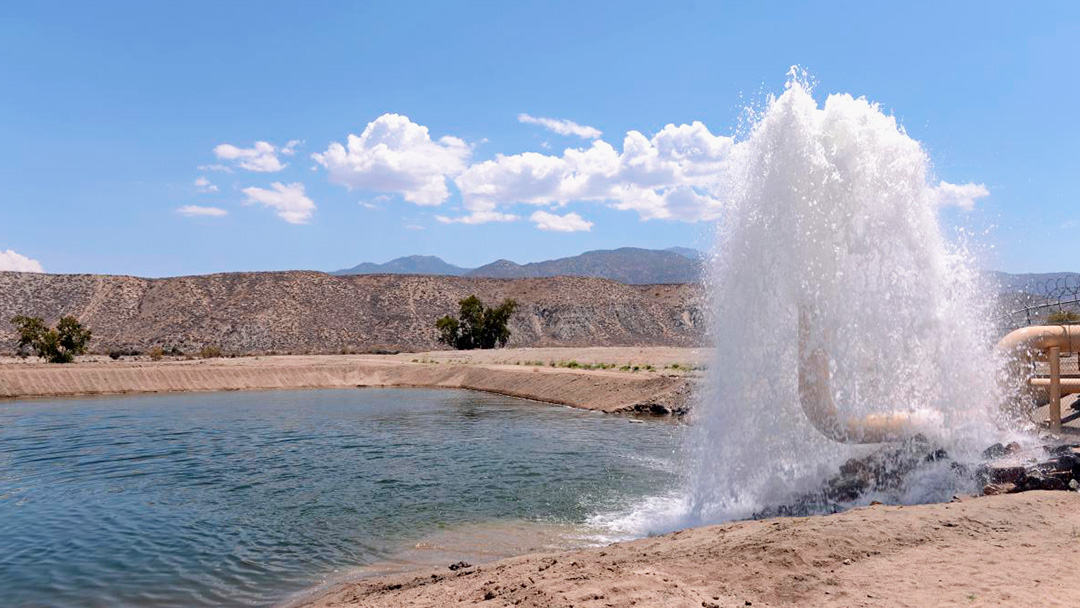 Funding to Improve Groundwater Quality in Parts of Riverside County