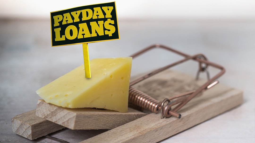 """New State Law Restricts Payday, Other """"Debt Trap"""" Loans"""