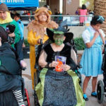 Area Residents Enjoy a Halloween-themed Street Fair