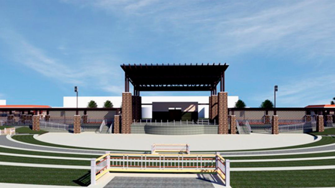 New Amphitheater for Murrieta