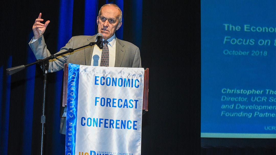 Inland Empire Economic Forecast Conference