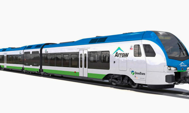 Inland Empire Will Be Home to America's First Hydrogen-Powered Train