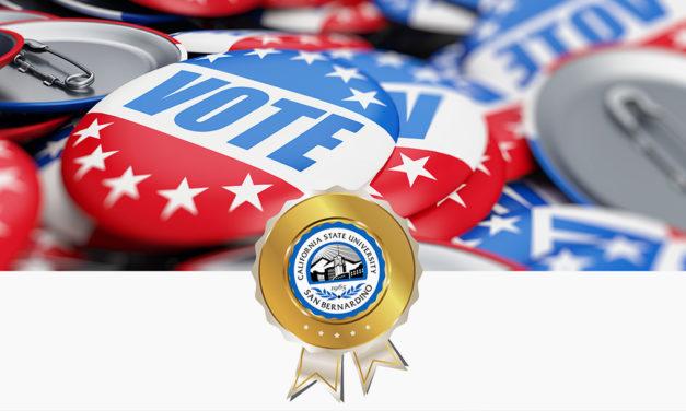 Student Voter Engagement