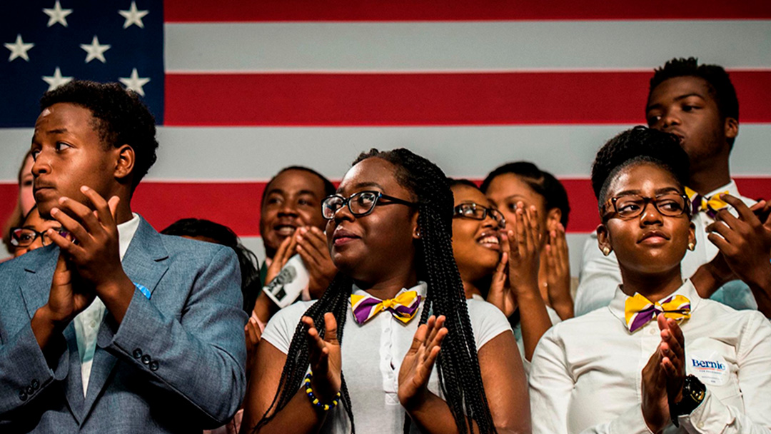 Young Black Voters Primed to Wield Political Influence in 2020