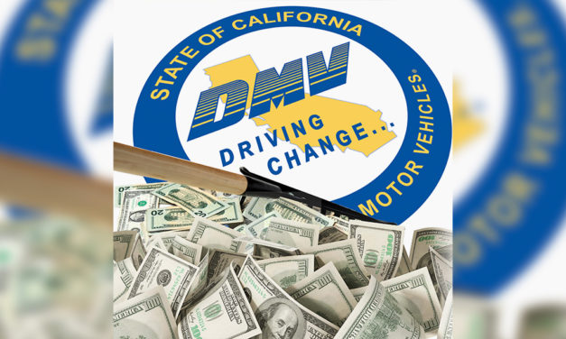 California DMV Generates Big Dollars Providing Drivers' Information