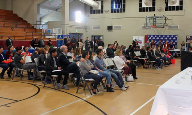 Education and Job Recruitment Forum for Census 2020 Held in Perris