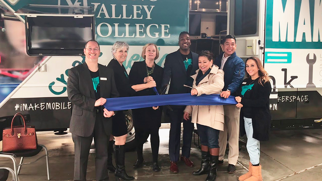 Local College Opens On-Campus Innovation Center