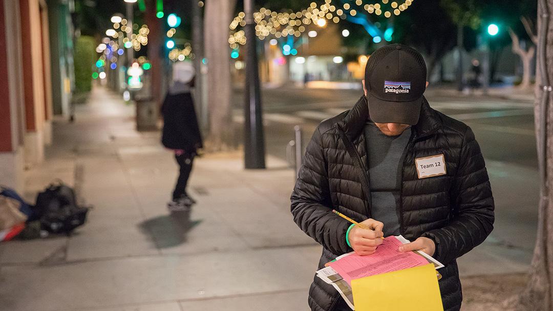 Volunteers Needed for 2020 Homeless Count