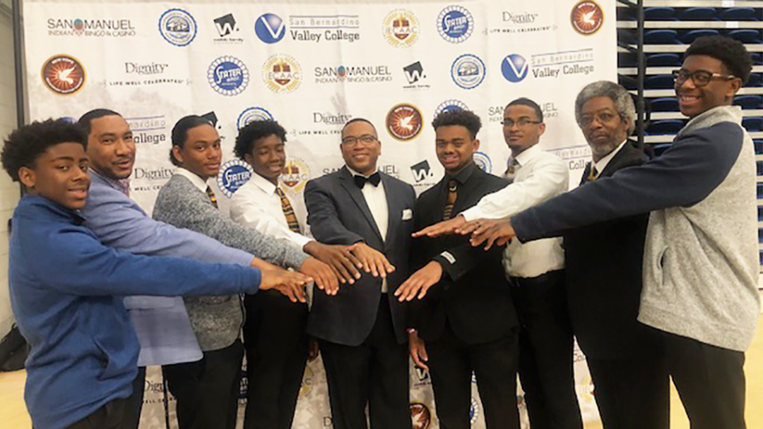 Beautillion Knights Celebrate the Life and Legacy of Dr. Martin Luther King, Jr.