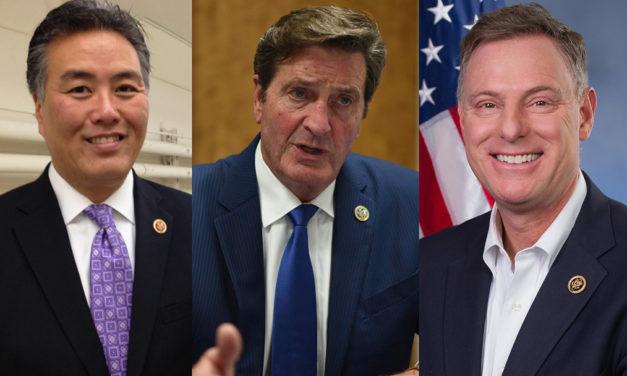 Congressmen React to Whistleblower Complaint on Coronavirus Response