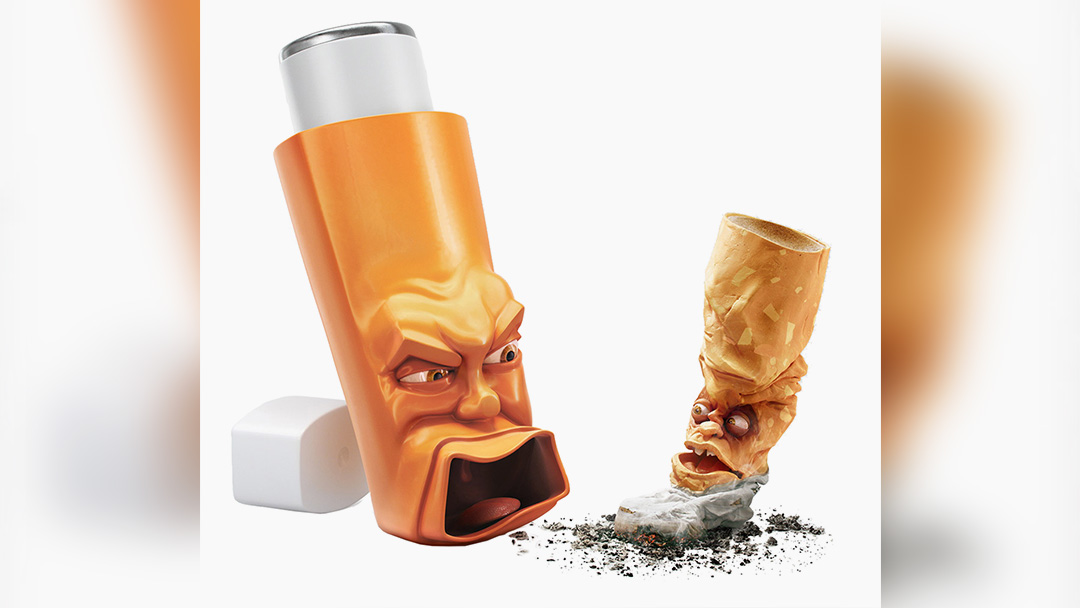 Got Asthma? Stop Smoking!