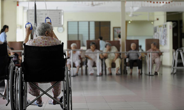 Nursing Home Outbreak Spotlights Coronavirus Risk In Elder Care Facilities