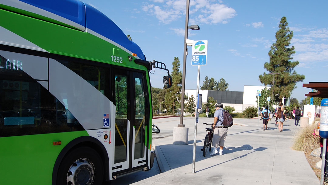 Omnitrans: Enhanced Maintenance Protocols/New Schedule Changes and Seeking Riders' Help