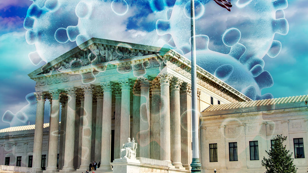 U.S. Supreme Court to Hear Oral Arguments by Phone During COVID-19 Shutdown
