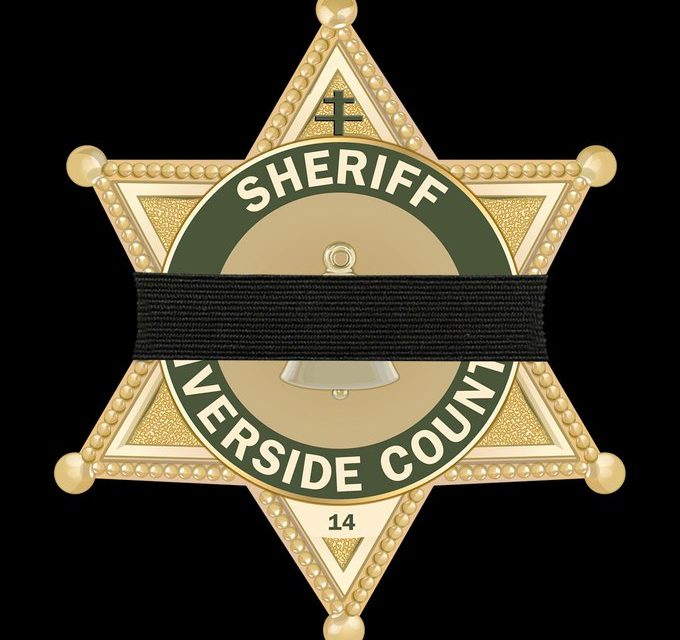 Two Riverside County Sheriff Deputies Succumb to COVID-19