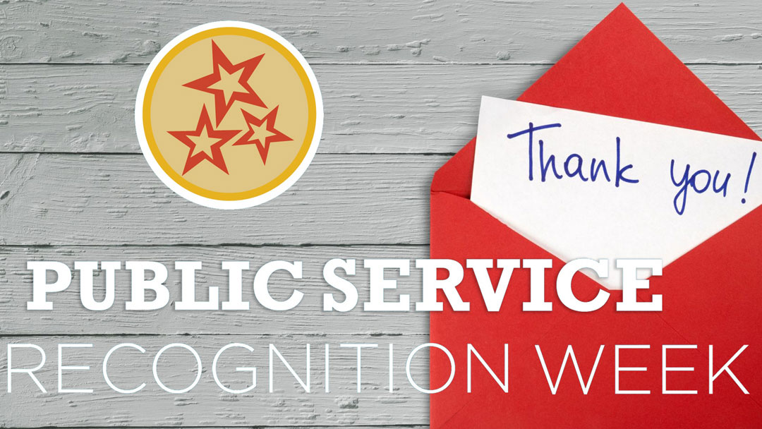 Recognizing Public Service Workers