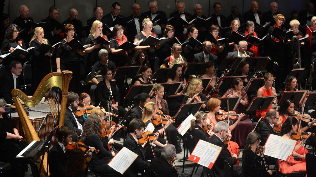San Bernardino Symphony Orchestra Celebrates Grant Award