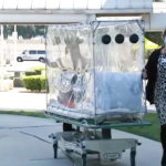 Local Doctor Creates Isolation Unit to Transport COVID-19 Patients
