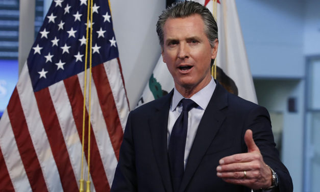 "This is A Different Moment!"" Governor Newsom Addresses Questions Related to Police Reform and Systemic Racism"