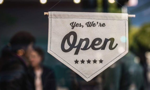 "Riverside County Re-opens ""Some"" Small Businesses"