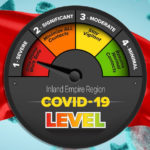 Red Flag Warning: COVID-19 Accelerates in the Inland Region