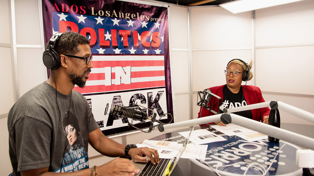 LA Activists Drill Down on Who Deserves Reparations for Slavery and Why