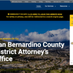 San Bernardino COunty District Attorney's Office Improving Customer Service