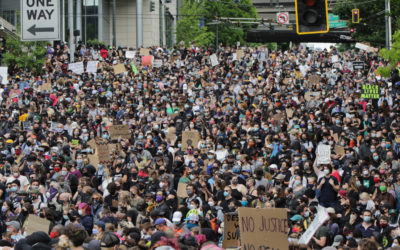 Justice Dept.: Sedition Charge May Apply to Protest Violence