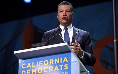 Sec. of State Alex Padilla Tells Voters – Vote by Mail and Vote Early