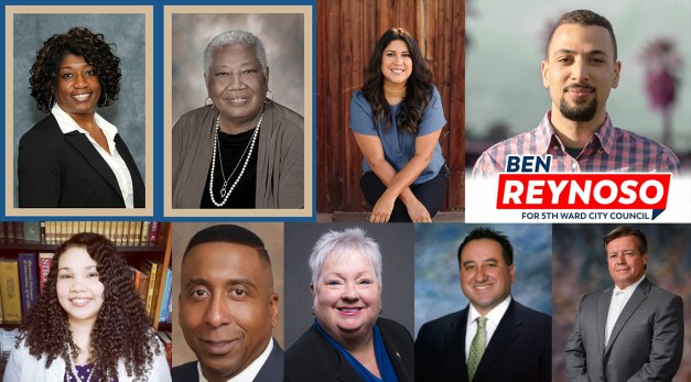 """""""Let Your Voice Be Heard"""" -St. Paul AME Church Social Action Committee Hosts San Bernardino Candidate Forum"""