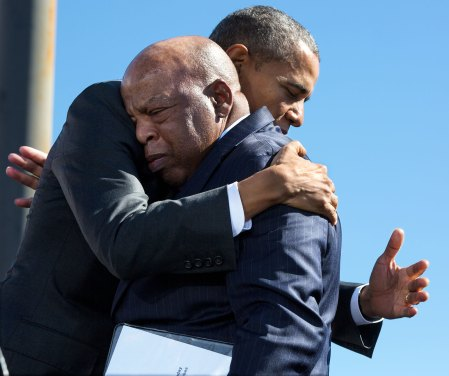 """The Late Great US Representative John Lewis said: """"If Not Us, Then Who? If Not Now, Then When?"""""""
